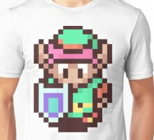The Legend of Zelda - Link Pixel Art Unisex T-Shirt