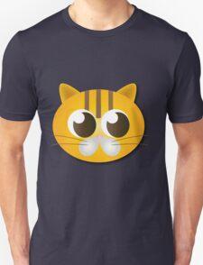 Cute cat graphics Unisex T-Shirt