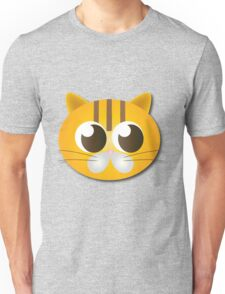 Cute cat graphics Unisex T-Shirt