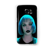 Alice Glass Blue Hair Samsung Galaxy Case/Skin