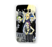 Misfits at a Concert Samsung Galaxy Case/Skin