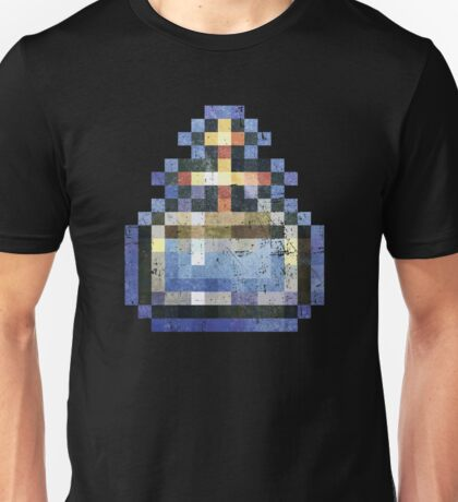 Castlevania SOTN Holy Water  Unisex T-Shirt