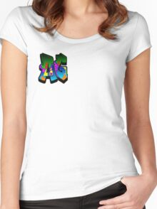 African Giant Women's Fitted Scoop T-Shirt