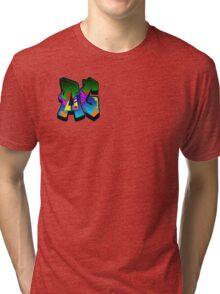 African Giant Tri-blend T-Shirt