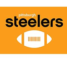 Pittsburgh Steelers Photographic Print