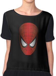 Vector SpiderMan Chiffon Top