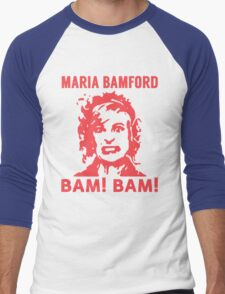 Maria Bamford Men's Baseball ¾ T-Shirt
