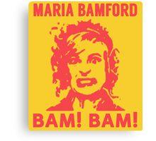 Maria Bamford Canvas Print