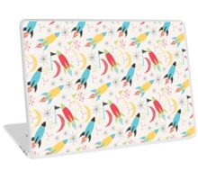 SpaceShips and Rockets Laptop Skin