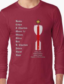 England 1966 World Cup Final Winners, Version 2.0 Long Sleeve T-Shirt