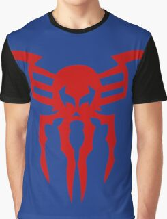 Spiderman 2099 logo Graphic T-Shirt
