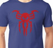 Spiderman 2099 logo Unisex T-Shirt