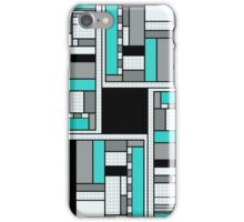 SQUARE MANIFESTATION SEVEN OF FIVE iPhone Case/Skin
