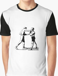 Old time boxing vintage Graphic T-Shirt