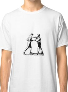 Old time boxing vintage Classic T-Shirt