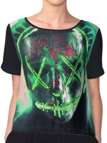 The Purge: Election Year Decal Chiffon Top