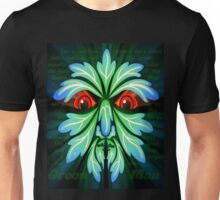 GREEN MAN WAKING Unisex T-Shirt
