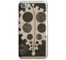 Masked spirit iPhone Case/Skin