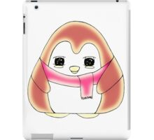 Pink Lemonade Gum Drop penguin iPad Case/Skin