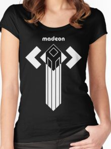 MADEON ADVENTURE TOWER Women's Fitted Scoop T-Shirt