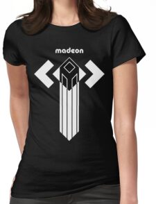 MADEON ADVENTURE TOWER Womens Fitted T-Shirt
