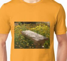 Come Sit Among the Daisies Unisex T-Shirt