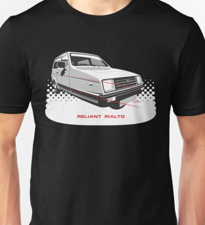 Reliant Rialto Estate Unisex T-Shirt