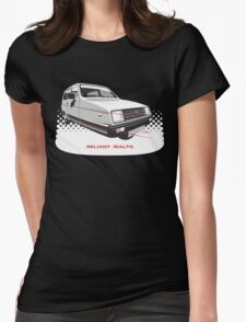 Reliant Rialto Estate Womens Fitted T-Shirt