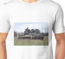 British Army Warrior Infantry Fighting Vehicle Unisex T-Shirt
