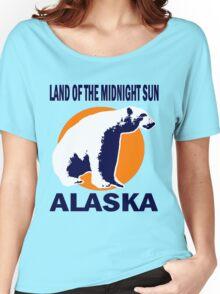 ALASKA Women's Relaxed Fit T-Shirt