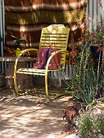 The Yellow Chair by Lucinda Walter