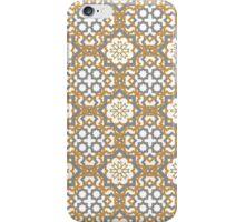 Geometric Pattern - Oriental Star Design  iPhone Case/Skin