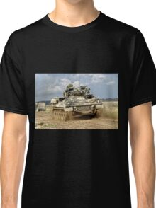 British Army Warrior Infantry Fighting Vehicle Classic T-Shirt