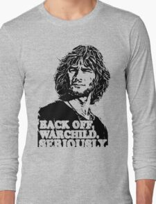 Patrick Swayze Long Sleeve T-Shirt