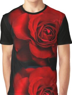 Red Rose - vers2 Graphic T-Shirt