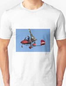 1989 Air Command Gyrocopter Unisex T-Shirt