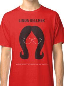 Linda Belcher Minimalist Classic T-Shirt