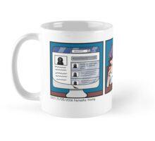 diabetic Comic Strip Mug Mug