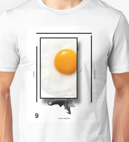 Photoshop Cliche Unisex T-Shirt