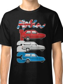 Reliant Robin evolution Classic T-Shirt