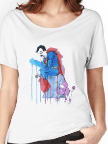 Super Thinker Women's Relaxed Fit T-Shirt