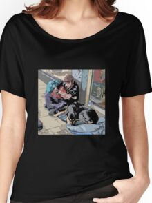 PLAYING FOR SOME DINNER Women's Relaxed Fit T-Shirt