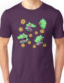 Cookie Dinosaur Unisex T-Shirt