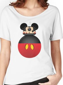 BB8 Friends Series 1 - The Inspirational Mouse Women's Relaxed Fit T-Shirt