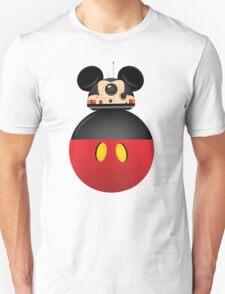 BB8 Friends Series 1 - The Inspirational Mouse Unisex T-Shirt