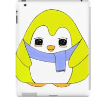 Lemon-Lime Gum Drop Penguin iPad Case/Skin