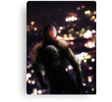 Judge Dredd; Mega-City Patrol Canvas Print
