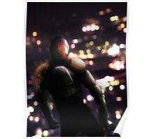 Judge Dredd; Mega-City Patrol Poster