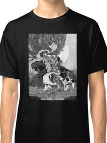 Fairy Tale Art - La Belle Dame Sans Merci Classic T-Shirt