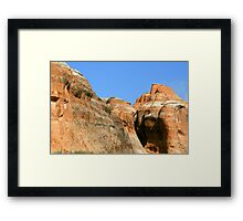 Arches 009 Framed Print